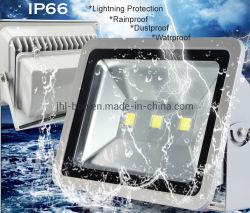 LED 플러드 빛 스페셜은 방수 알루미늄이 주물 쉘을 정지하고 30W/50W/100W/150W/200W를 확산하는 IP65에 옥외에 있는 응용을%s 디자인했다