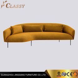 Mobilier de style européen de la salle de séjour un canapé de loisirs