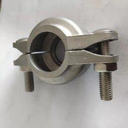 Gasoducto de alta presión racores de tubo de acero inoxidable