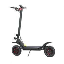 Портативный 10-дюймовый 1000W 2000W с двумя электродвигателями электрический скутер электрический