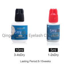 Coreia do falso melhor extensão Eyelash individuais de grau médico cola para olhos sensíveis a preto