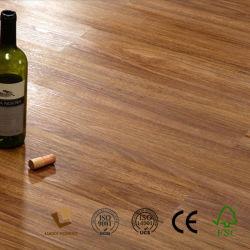 부엌은 호텔 반짝임 비닐 마루를 위한 5mm 4mm 나무를 방수 처리한다