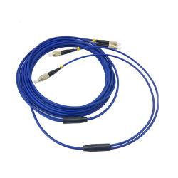 Armadura de fibra óptica Cable de fibra óptica FC-SC de puente (latiguillo-FC-SC-PC2)