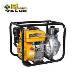 Valeur de puissance 1,5 pouces de la pompe à eau haute pression wp15h avec 4 moteur à essence de course