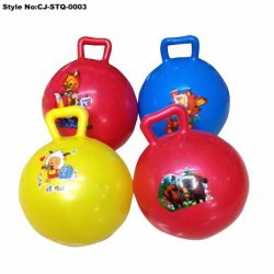 Hot Sale Hand-Hold ballon gonflable en caoutchouc