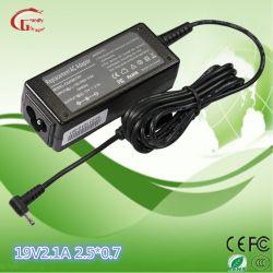 19V 2.1A портативный источник питания зарядного устройства аккумулятора ноутбука детали для Asus/Acer/HP И DELL