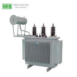 저손실 Hv Oil-Immersed 35kv 전력 변압기 11kv 배급 변압기 폴란드에 의하여 거치되는 변압기 및 패드에 의하여 거치되는 변압기