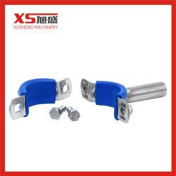 Труба из нержавеющей стали Fittngs держатель трубопровода с синими гильзы