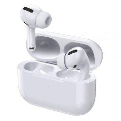 1: 1 mejor calidad Gen3 Cambiar el nombre de la reducción de ruido GPS taller de tecnología inalámbrica Bluetooth I500 Earpods vainas aire Pro Auriculares para iPhone Airpods PRO