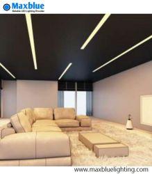 Superficie/Colgante/5 años de garantía de Pared LED SMD2835 Iluminación de luz lineal con UL RoHS CE