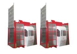 Equipamento de elevação Escalador Mastro com certificado CE Construção Galvanizado Elevador Guindaste pessoais