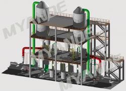 Оборудование и технологии для испарения растворителя и кристаллизации