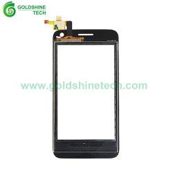 Venda por grosso de branco/preto de alta qualidade da tela de toque para a Huawei Y336 Y3 Y336-U02 digitalizador de toque