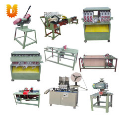 Baguettes en Bambou jetables Making Machine /baguettes Maker ligne automatique