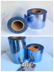 Doorzichtige folie Semi Transparant Figid Plastic Pet Films Afdrukken PVC BEDEKT de polyethyleen folie van het blad van de PS PE voor geneeskundeladen En voedselverpakking