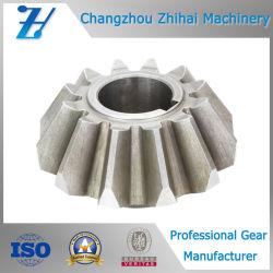 Le matériel en acier allié pour l'industrie du pignon conique droite