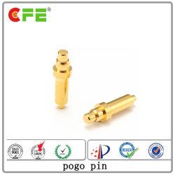 Высокий ток 15A Проверка Gold-Plated пружинный штифт Pogo