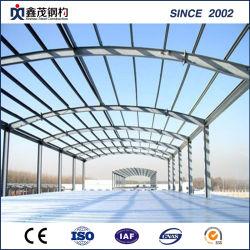 مصنع مصنع الفولاذ / ورشة عمل هيكل الصلب مع أفضل الأسعار