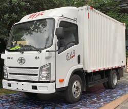 FAW Tiger VR 경차 1T-3T 4x2 LHD/RHD Van Cargo 트럭 박스 로리 트럭