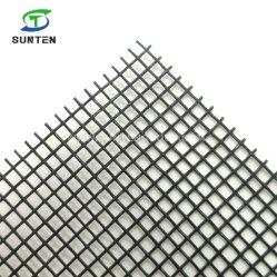 Invisibles Anti de fibra de vidrio recubierto de PVC/insectos vuelan/Pantalla Mosquito Net para ventanas y puertas magnético