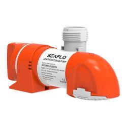 12V de 800-1100Seaflo gph Temporizador eléctrico Lopro de detección automática de la bomba de sentina Seaflo Barco Marino de perfil bajo las bombas de agua para espacios