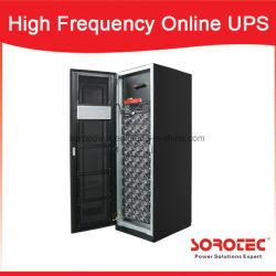 نظام إمداد الطاقة غير القابل للانقطاع (UPS) المعياري ذو جودة عالية مع أفضل سعر للجمليّة في الصين بقدرة 120 كيلو إمداد UPS عبر الإنترنت بقدرة 30-300 كيلوفولت أمبير