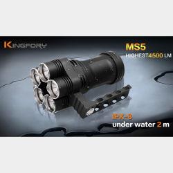 Многофункциональный портативный яркостью поиск светодиодный фонарик фонарик для приключений