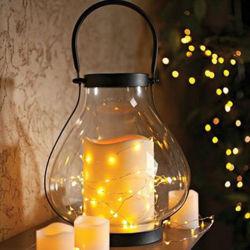 قضيب [لد] زجاجة موقف فلّين سدادة ضوء [لد] [كبّر وير] خيط ضوء لأنّ زخرفة بيتيّ