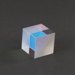 Wholesale asférica óptica Bk7 X-Cube prisma de vidrio de la cámara