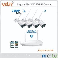 Uitrustingen van de Camera DVR van kabeltelevisie van de Videorecorder van het Systeem van de Camera van de veiligheid de Digitale