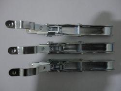Tapa de la abrazadera de anillo de sujeción (superpuestas) pueden o tambor