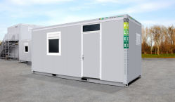 China Ce y de alta calidad a largo plazo con certificación ISO 20 pies de la casa de contenedores modulares prefabricadas de lujo Casas Móviles Mobile vida Portable Shiping prefabricados