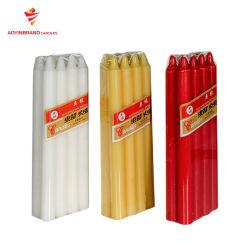 جيّدة سعر منزل شمعة شمعة بيضاء [فوتيف] شمعة بيع بالجملة