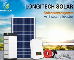 5kw sur-Grid Accueil Système d'Alimentation Solaire Système solaire solaire solaire énergie solaire PV SYSTÈME