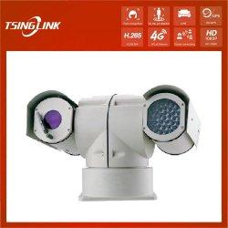 IP66パトカーのHD SDIのビデオインターフェイスが付いている手段によって取付けられるパトロールのカメラ