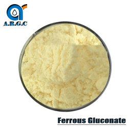 Gluconato ferroso di qualità superiore per alimenti/prodotti farmaceutici CAS 12389-15-0