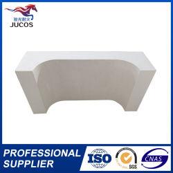 Het Blok van het Aluminium van het zirconium voor de Vuurvaste Baksteen van het Korund van het Zirconiumdioxyde van de Oven