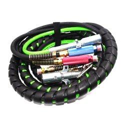Complessivi tubo flessibile aria freni elettrici ABS 3 in 1 12'