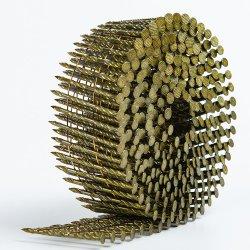 سلك مكون من سلك لولب لعمل لوح خشبي وإطار