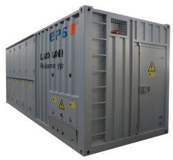 2100kwは調節可能な力率の負荷バンクに耐候性を施す