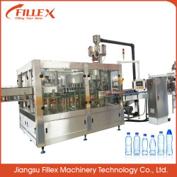 Planta de Agua Mineral automático Mini/máquina de llenado Proyecto llave en mano