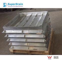 Fabricante china Wholesale bastidor redondo de acero inoxidable sellado doble tapa de registro