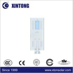 1개의 통합 온난한 백색 12V/24V에서 모두 태양 LED 가로등 8 시간 점화 시간