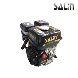 Maquinaria agrícola motor de gasolina SL-170fb marca Salin