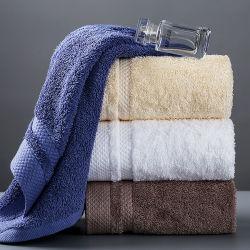 100% algodão Terry IMPRESSÃO REACTIVA veludo toalhas de piscina/toalhas de banho
