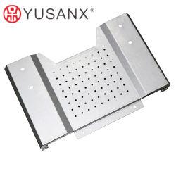 Máquina personalizada em alumínio inoxidável tubo de peça Corte a laser de precisão Folha de metal de peças automáticas