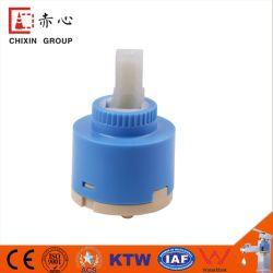 Grifo de 40mm de alto caudal de cartucho cartucho cartucho cerámico de toque para grifo (C40PK2-1)
