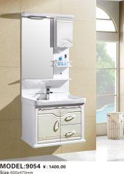 أثاث كلاسيكي بسيط على الطراز الكلاسيكي وحمام خشب البلوط الأمريكي خزانة الحمام