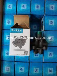 HOWO 트럭 에어 브레이크 에어 드라이어 4 회로 보호 밸브 Wg9000360523