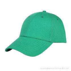 Promozione all'ingrosso cappellino da baseball in cotone a 6 pannelli di alta qualità